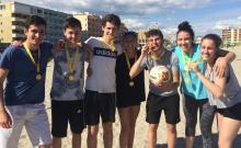 équipe beach acad qualif france 2018